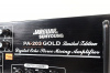 Amply Jarguar Suhyoung PA-203 Gold Limited Edition-4