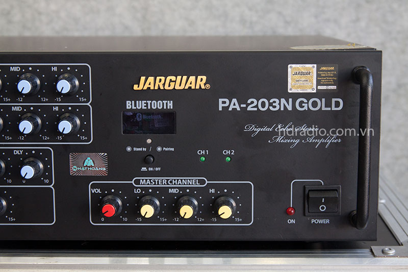 amply-jarguar-203n-gold-bluetooth-