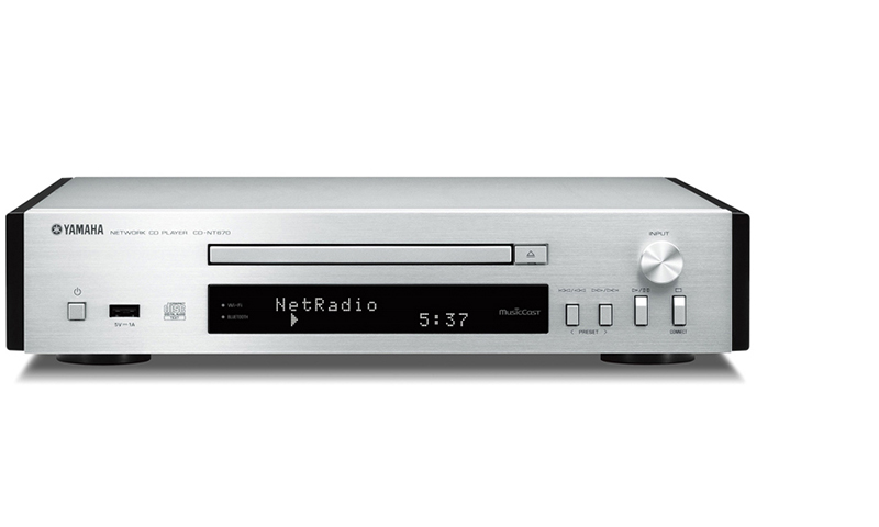 Đầu CD, DAC, Music Server