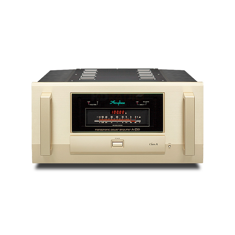 Mono Power Amply Accuphase A-250