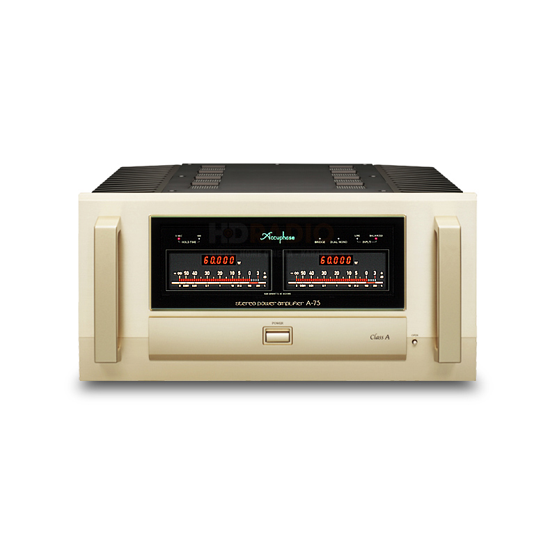 Power Amply Accuphase A-75