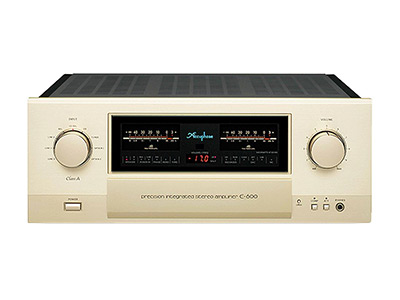 Amply Accuphase E600