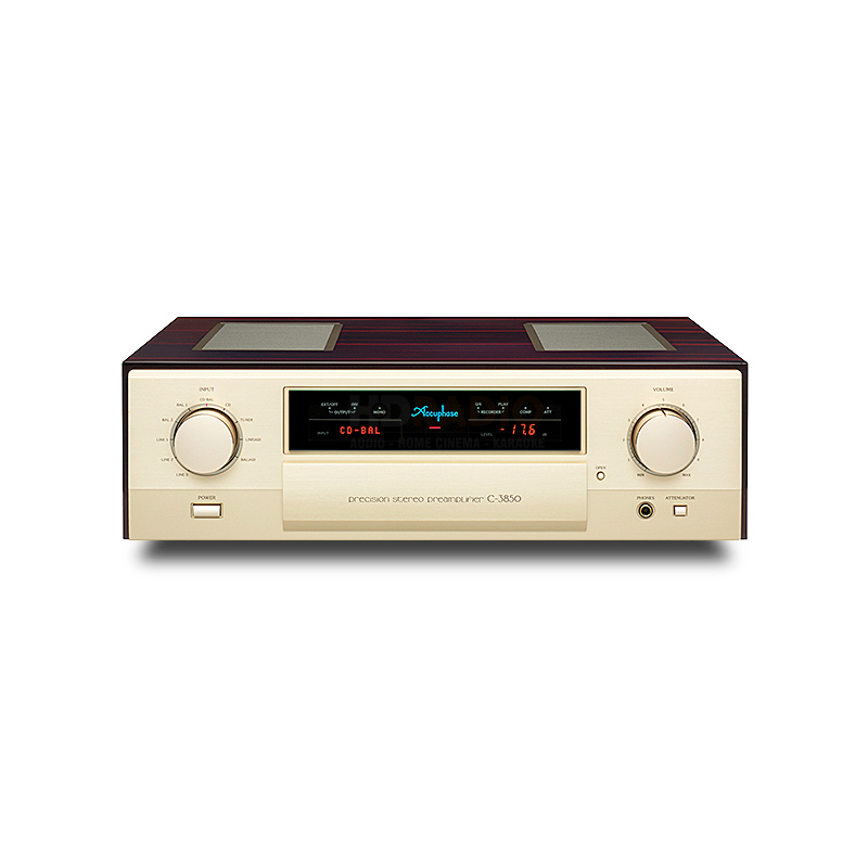Pre Amply Accuphase C-3850