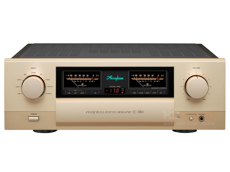 Amply Accuphase E380