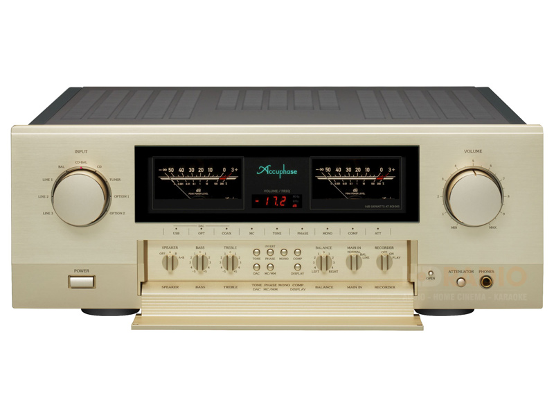 Amply Accuphase E480