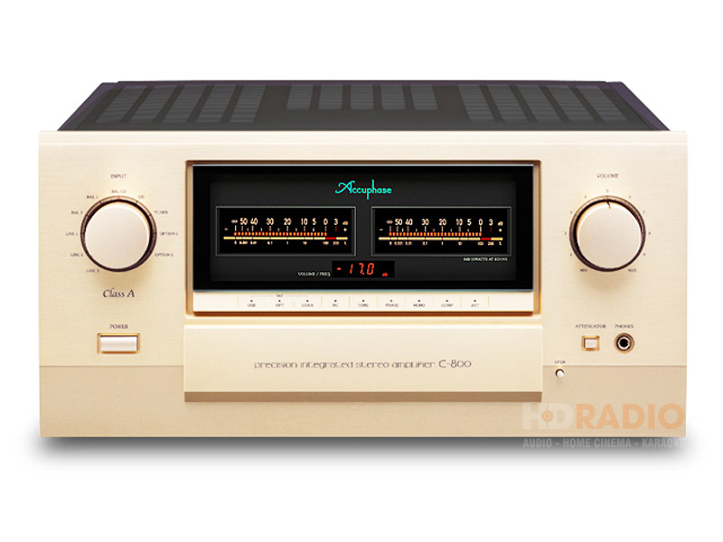 Amply Accuphase E800
