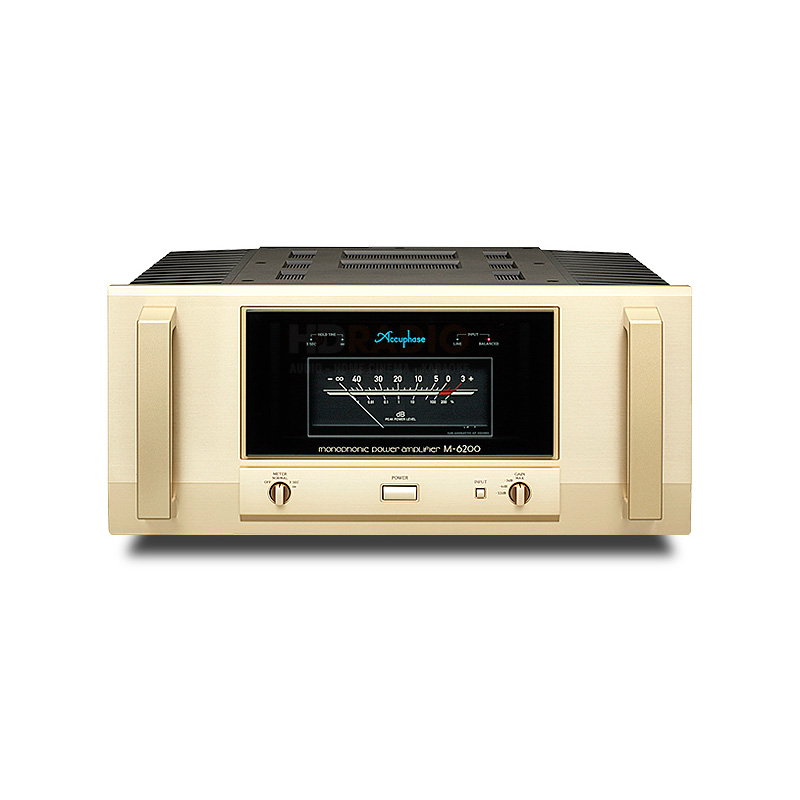 Mono Power Amply Accuphase M-6200