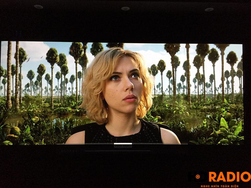 Hình ảnh Demo từ Máy chiếu 4K JVC DLA-X500R