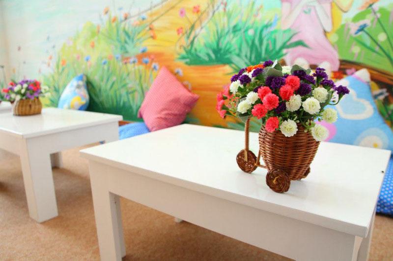 Lắp đặt quán cafe phim đẳng cấp - Cafe 3D chuẩn quán tại Hà Nội