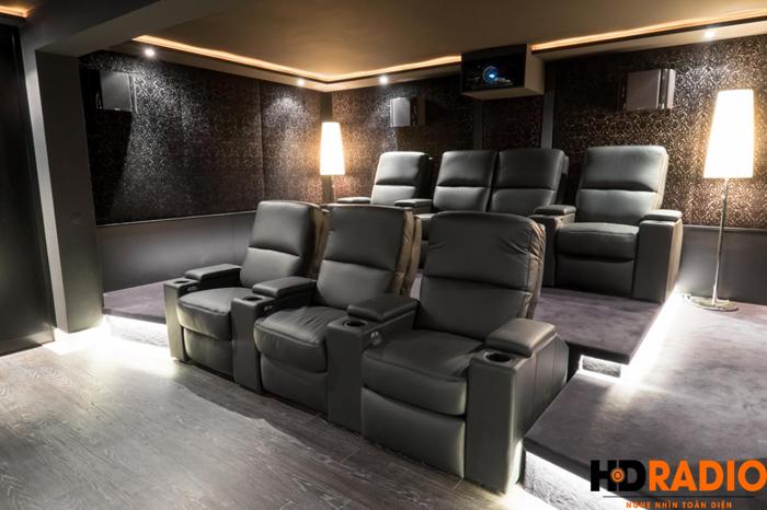 Lắp đặt rạp chiếu phim gia đình A Hưng Hà Giang - Hình 1