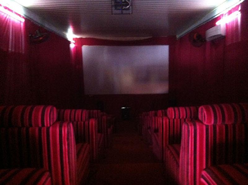 Lắp đặt phòng chiếu phim 3D tại bìm sơn thanh hóa