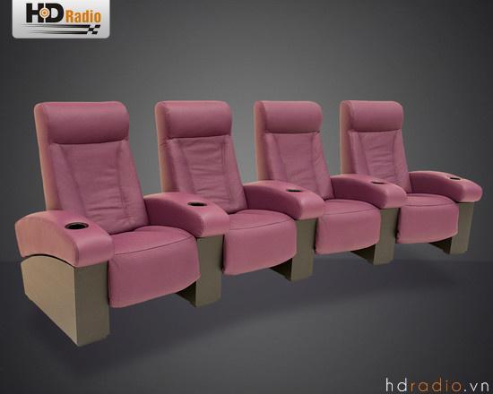 Những mẫu ghế cho rạp chiếu phim gia đình theo phong các đơn giản