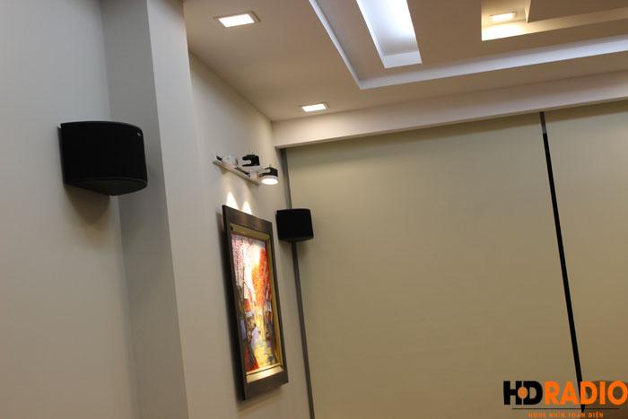 Biến phòng khách thành phòng giải trí đa năng gia đình A Đức Hưng yên - Hình 2