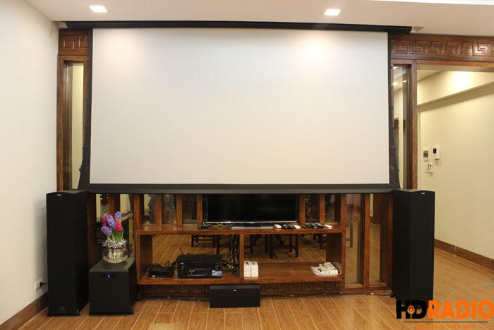 Biến phòng khách thành phòng giải trí đa năng gia đình A Đức Hưng yên - Hình 4