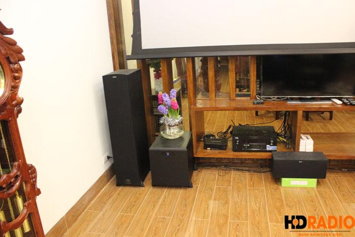 Biến phòng khách thành phòng giải trí đa năng gia đình A Đức Hưng yên - Hình 13