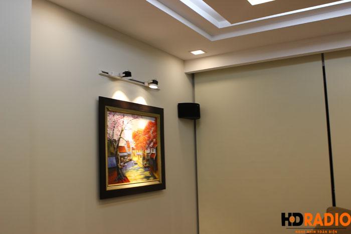 Biến phòng khách thành phòng giải trí đa năng gia đình A Đức Hưng yên - Hình 14