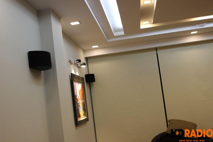 Biến phòng khách thành phòng giải trí đa năng gia đình A Đức Hưng yên - Hình 18