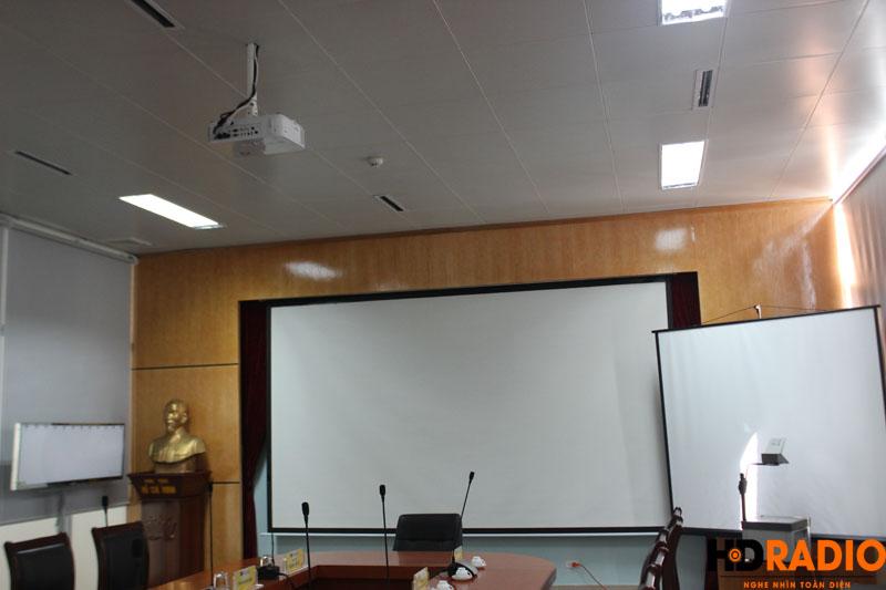 Lắp đặt phòng họp bệnh viên K Hà Nội - hình 5