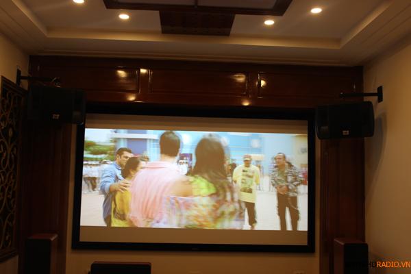 Lắp đặt phòng phim gia đình - A Nam Linh Đàm - Hình 6