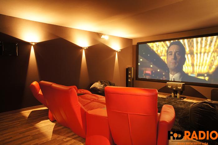 Lắp đặt phòng chiếu phim gia đình A Tuấn Anh - TP Vinh, Nghệ An - Hình 7