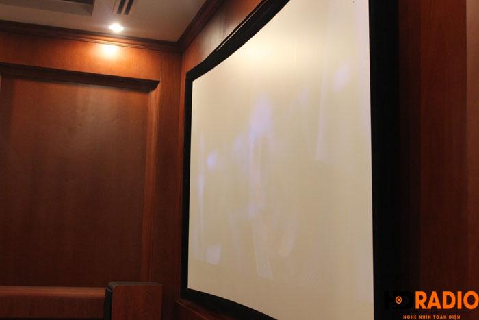 Lắp đặt phòng chiếu phim gia đình phố cổ hà nội - Hình 2