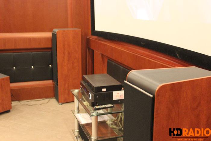 Lắp đặt phòng chiếu phim gia đình phố cổ hà nội - Hình 3
