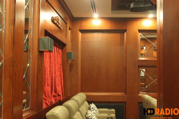 Lắp đặt phòng chiếu phim gia đình phố cổ hà nội - Hình 10