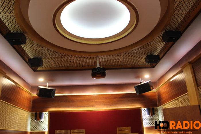 Lắp đặt phòng phim A Trường Biệt thự trung yên - Hình 3