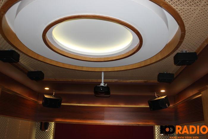 Lắp đặt phòng phim A Trường Biệt thự trung yên - Hình 15