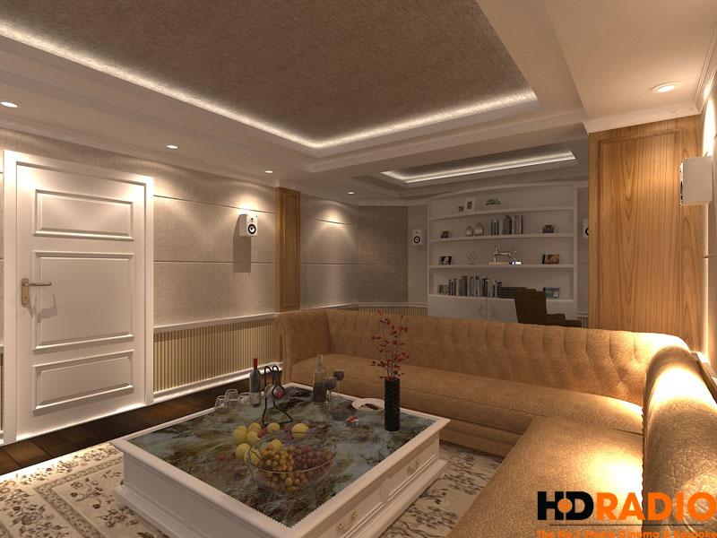 Thiết kế phòng chiếu phim gia đình chuyên nghiệp - hình 3