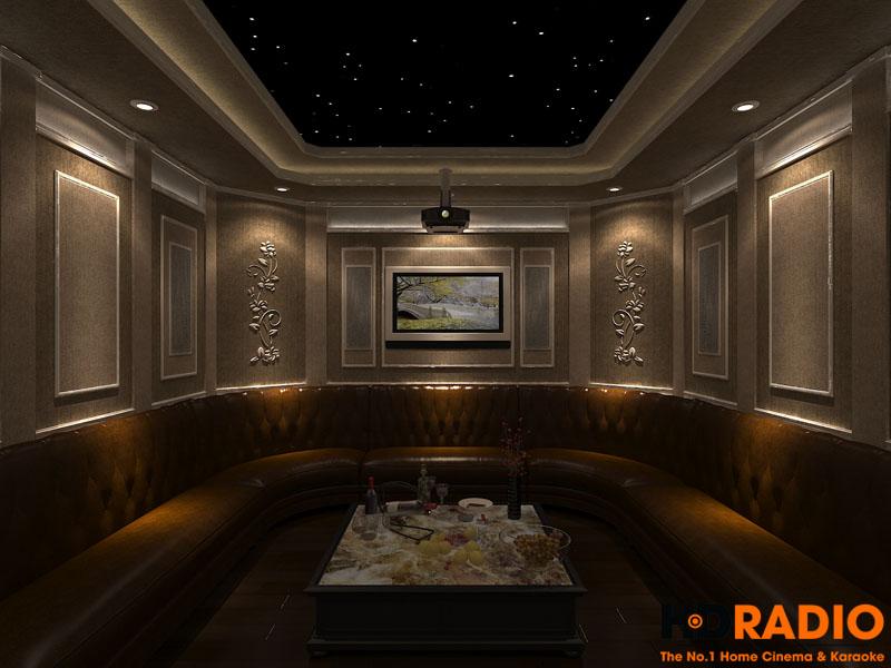 Thiết kế phòng chiếu phim đa năng - hình 5