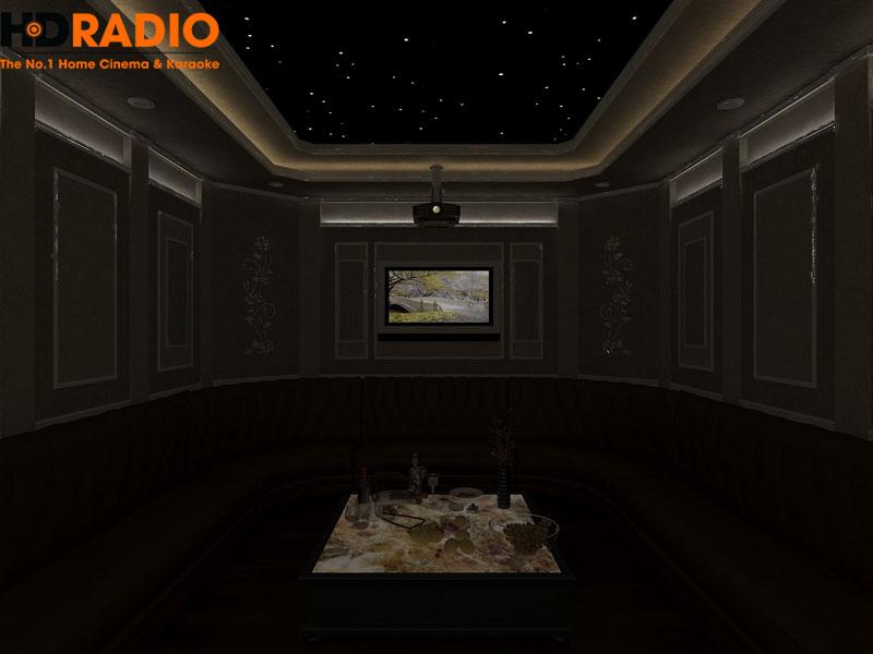 Thiết kế phòng chiếu phim đa năng - hình 6