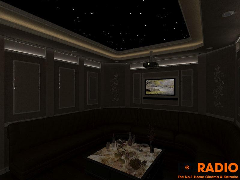 Thiết kế phòng chiếu phim đa năng - hình 8
