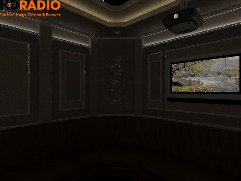 Thiết kế phòng chiếu phim đa năng - hình 12