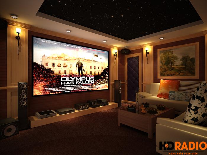 Thiết kế rạp chiếu phim 3d gia định tại Hải Dương