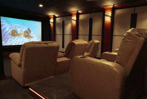 Lựa chọn ghế ngồi cho phòng chiếu phim gia đình - hình 4