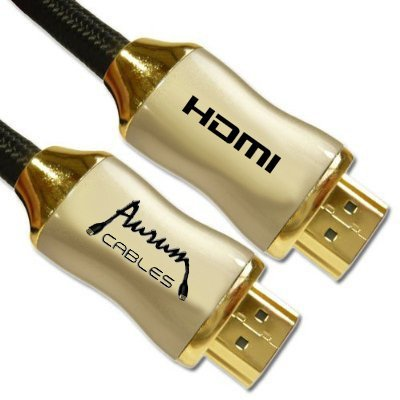 Dây HDMI Aurum Nylon 15M - Hàng Ship USA