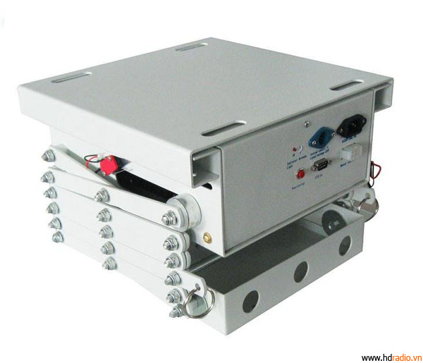 Giá treo máy chiếu điện tử ECM20 khi chưa thả xuống