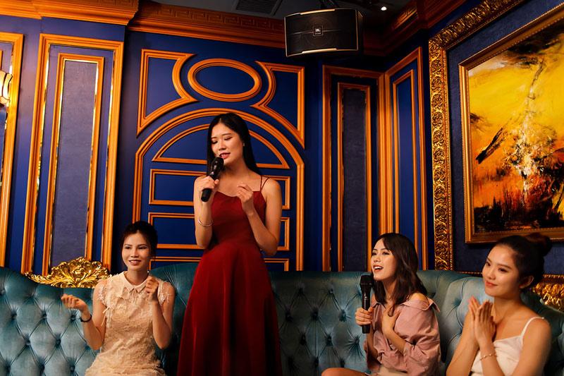 Loa Karaoke JBL Pasion 8