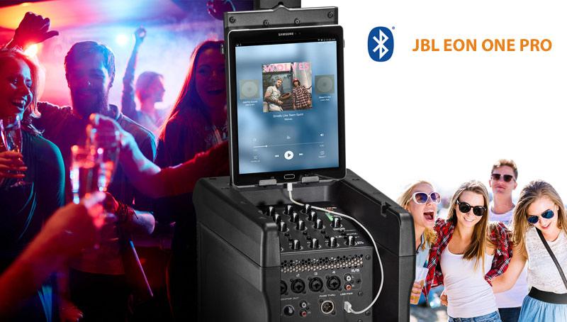 Loa JBL EON ONE Pro (loa liền công suất, tích hợp pin) tại hdradio 10