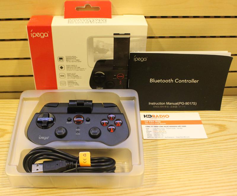 Tay cầm chơi game bluetooth PG-9017S