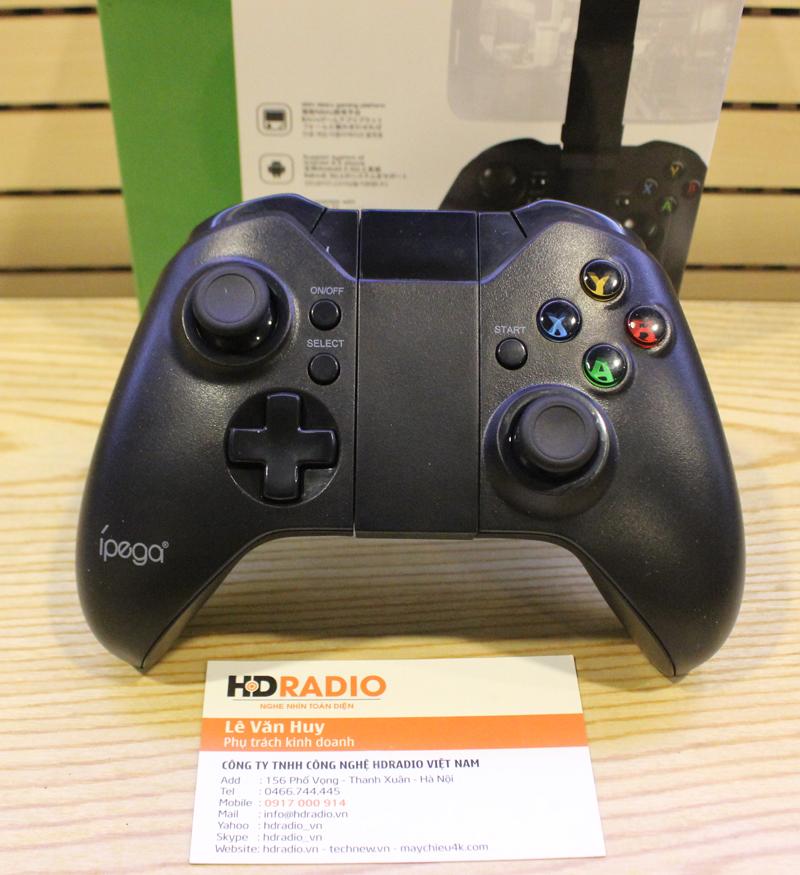 Tay cầm chơi game IPEGA PG - 9053 Bluetooth 3.0.