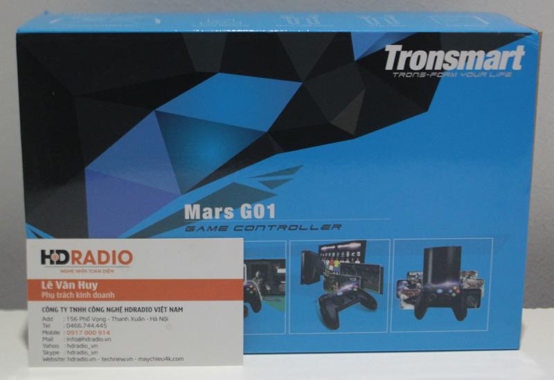 Vỏ hộp phía ngoài Tay cầm chơi games Tronsmart G01