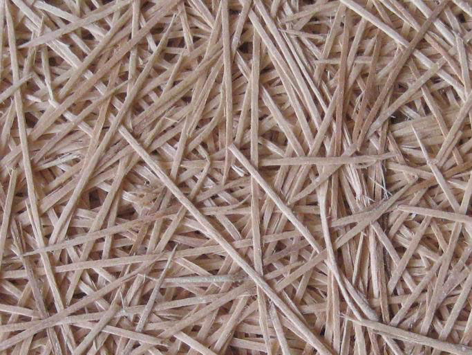 Len gỗ Wood Wool