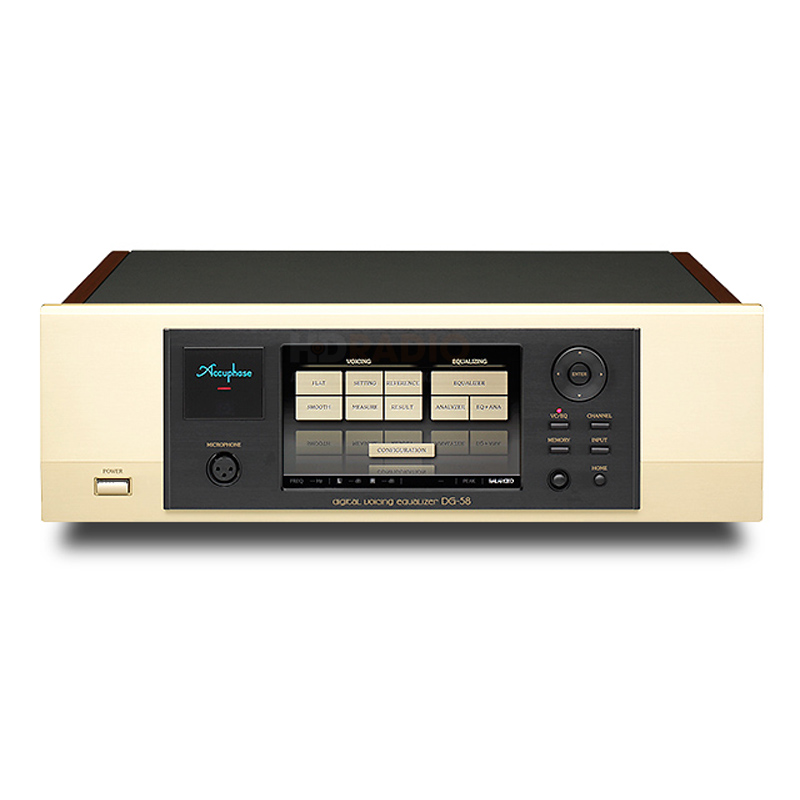 Voicing Equalizer Accuphase DG-58