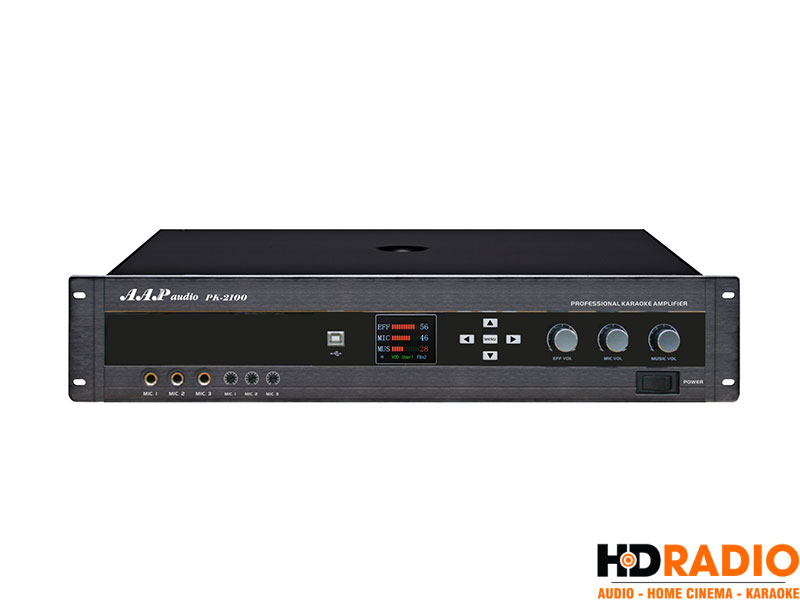 Amply AAP audio PK-2100