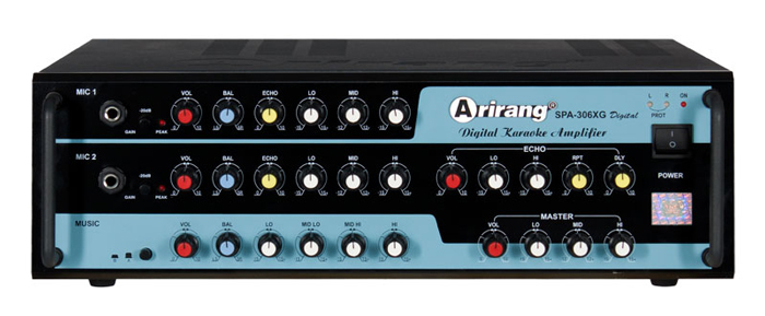 Amply Karaoke Arirang SPA-306XG Digital