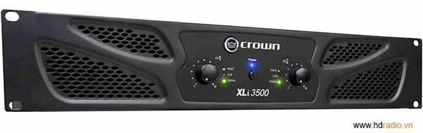 Cục đẩy CROWN XLI 3500-mặt trước