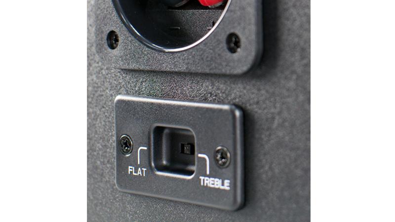 mặt sau loa BMB CSV 900SE