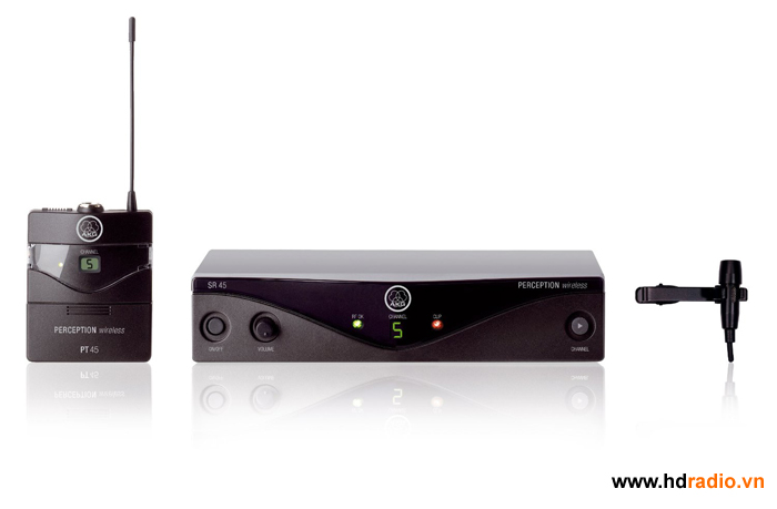 Bộ Micro không dây AKG Perception 45 Presenter